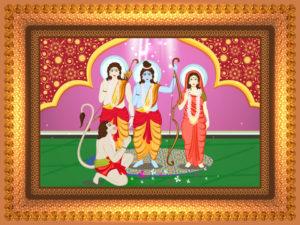 devotion of Hanuman