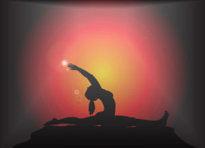 how to manage fear with yoga