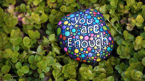 you are enough - brahmacharya