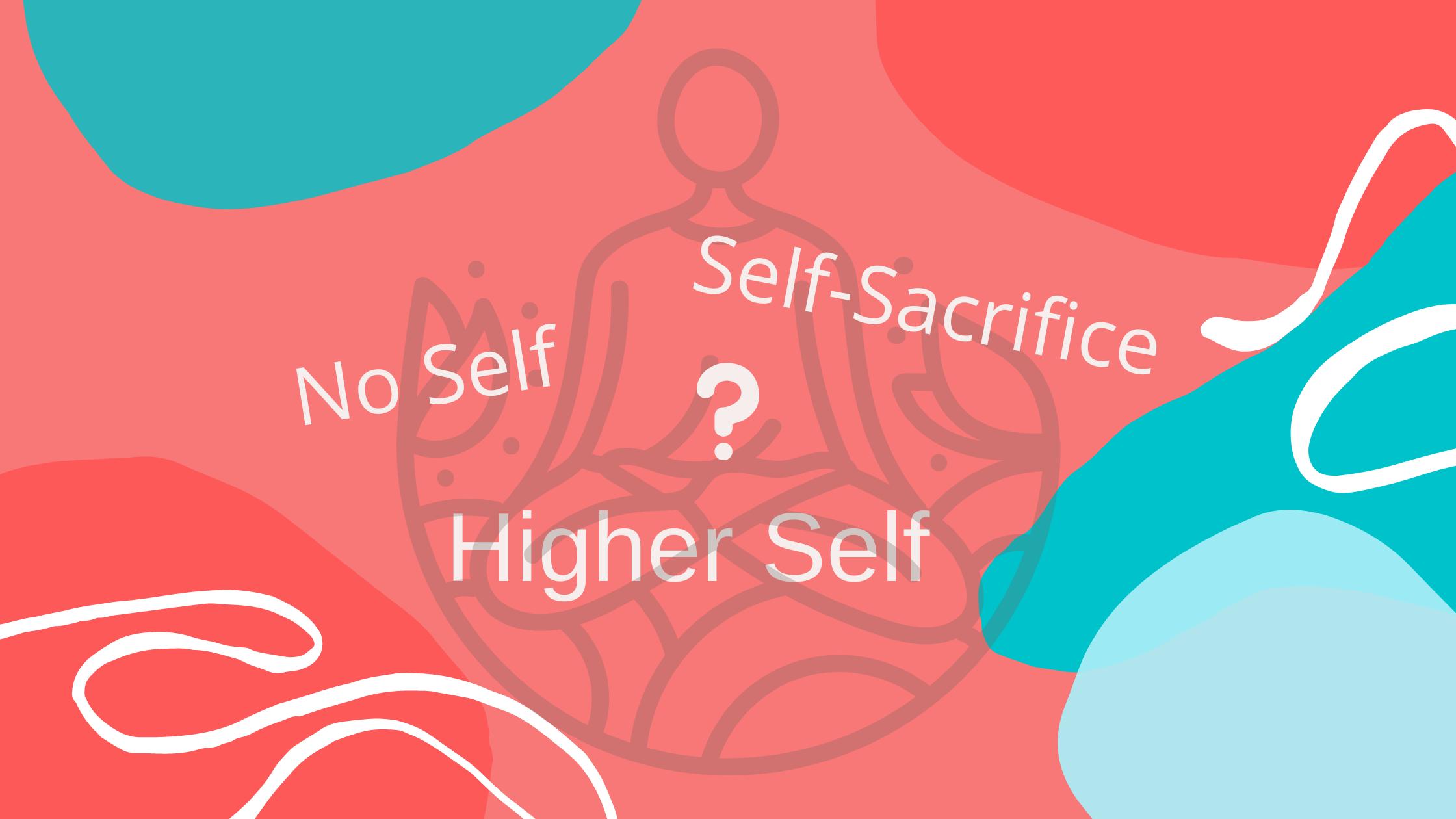 self in spirituality
